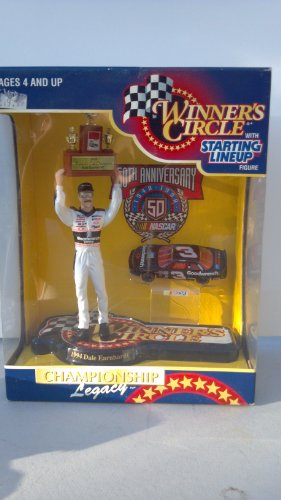 1994 Winner's Circle with Starting Lineup Dale Earnhardt Figure Championship Legacy