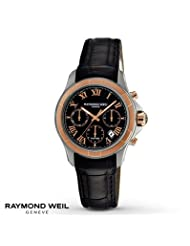 RAYMOND WEIL Men's Watch Automatic Chronograph Parsifal- Men's Watches