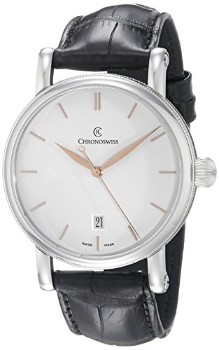 Chronoswiss-Mens-CH-2893111-1-Sirius-Analog-Display-Automatic-Self-Wind-Black-Watch