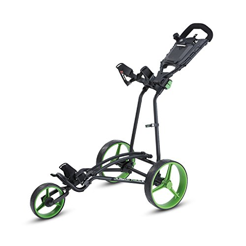 BigMax Ti 1000 Autofold+ Golf Trolley, unisex - erwachsene, Bigmax Ti 1000 Autofold +
