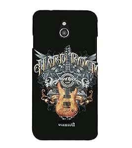 EPICCASE Hard Rock Café Mobile Back Case Cover For Infocus M2 (Designer Case)