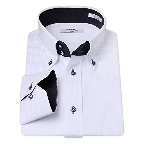"""夏に着たいメンズの""""おすすめ白シャツ""""選び:定番だからこそ、細かい使い分けが男を""""分ける"""" 3番目の画像"""
