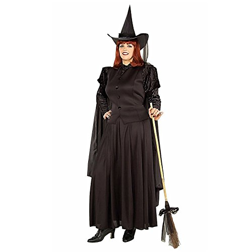Plus Size Women's Classic Witch Costume