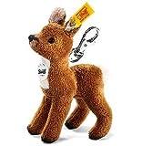 【シュタイフ】Steiff ぬいぐるみ キーリング 子鹿 10cm 112256 【並行輸入】