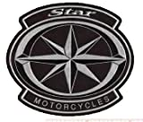 Yamaha Star Motorcycles Road Star Roadliner Royal V Star Warrior Raider Stryker Dragstar VS XVS iron on patch