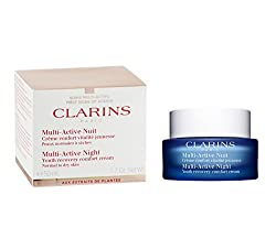 Clarins Multi-Active Night Youth Recovery Comfort Cream for Unisex 1.7 Ounce