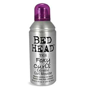 how to use bed head foxy curls