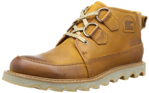 Sorel Mens MAD DESERT II Derby#425 Brown Braun (Grizzly Bear 242) Size: 44