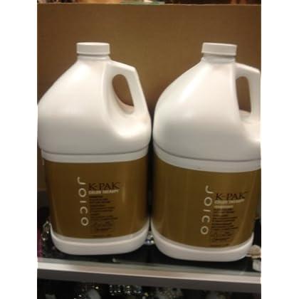 Info Joico K-pak Color Therapy Shampoo Conditioner - Gallon