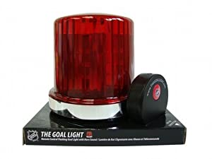 NHL The Goal Light and Horn with 30 Team Labels
