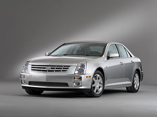 cadillac-sts-customized-32x24-inch-silk-print-poster-seide-poster-wallpaper-great-gift
