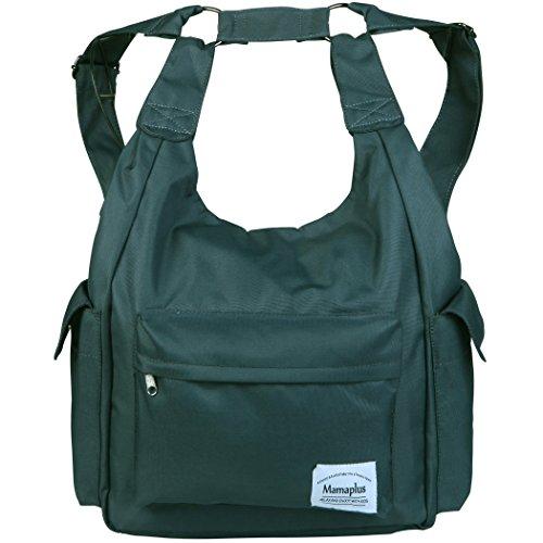 Mamaplus マザーズリュック 抱っこのまま荷物を取り出せる 新スタイル マザーズバッグ 軽量 大容量