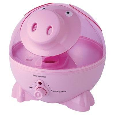 Image of Home Image My Fine Pink Pig Ultrasonic Humidifier (MF-5K138P)