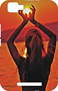 BKDT Marketing Printed back cover for Karbonn K9 Smart