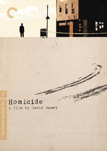 Cover art for  Homicide (The Criterion Collection)