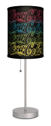 Coca-Cola - Neon Signs Sport Silver Lamp front-41582