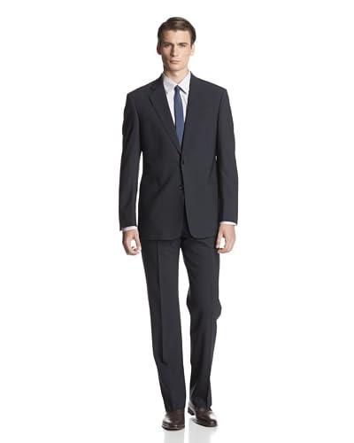 Armani Collezioni Men's Notch Lapel Two Button Suit