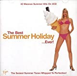 The Best Summer Holiday Album in the World...Ever by Various Artists (2000) Audio CD