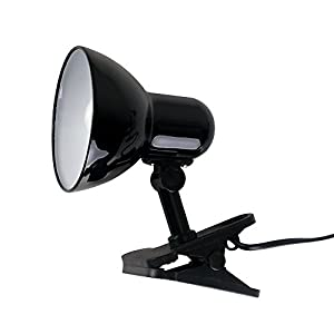 MiniSun - Modern Portable And Adjustable Mini Metal Table Clamp Clip On Desk Spotlight Lamp from MiniSun