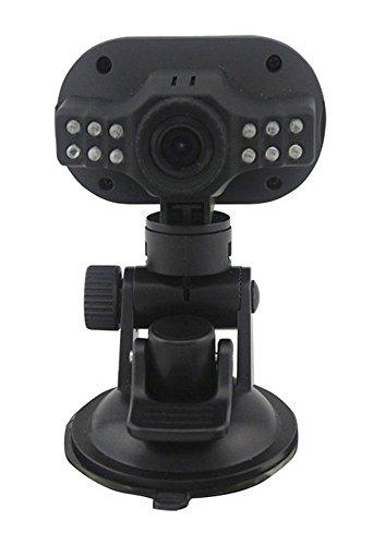 MOGOI(TM) HD1080P Video Audio 5.0MP Kamera Recorder CARcorder Fahrzeug Blackbox Auto DVR, (Schwarz, Set von 5) mit MOGOI Accessorie
