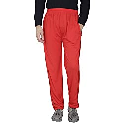 Comfort Fit CottonHosury Track Pants With Socks by Fizzaro