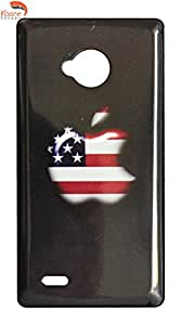 Vcare Shoppe Printed Back case cover for Micromax Canvas Amaze 4G Q491
