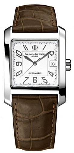 Baume & Mercier Baume Mercier Men's Hampton Classic Square Watch 8606