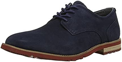 Rockport Ledge Hill 2 Plaintoe, Oxford Homme - Bleu - 43 EU