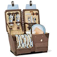 Pioneer Driftwood Picnic Picnic Baskets from Picnic Time