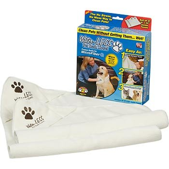 Water-LESS Pet Bath Towel - As Seen on TV