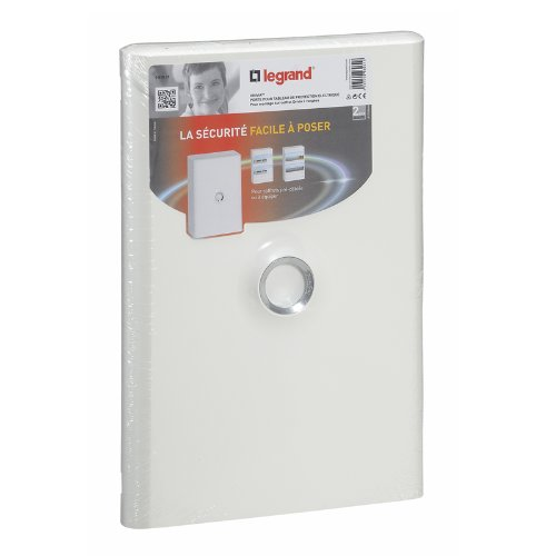 Legrand Drivia LEG93031 2-Row Fuse Box Door White
