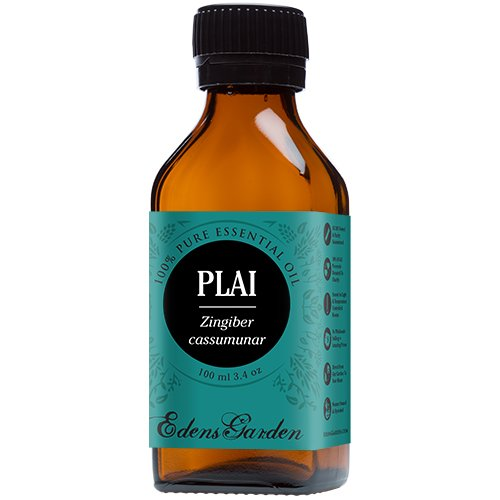 Plai 100% Pure Therapeutic Grade Essential Oil by Edens Garden- 100 ml