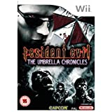Resident Evil: Umbrella Chronicles (Wii) [import anglais]