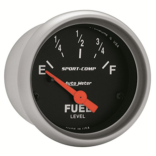 Auto Meter 3314 Sport-Comp Electric Fuel Level Gauge (Electric Fuel Gauge compare prices)
