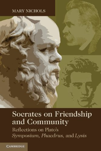 platos lysis or friendship essay In this essay, i shall describe both plato and levinas this article examines four contributions made by plato's lysis to a plato: friendship in ancient.