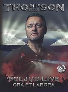 MARKO PERKOVIC THOMPSON DVD Ora et Labora Poljud Live Split Uzivo Hrvati