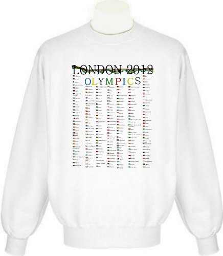 2012 London Olympics Sweatshirt