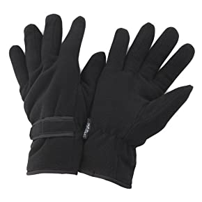 FLOSO® Mens Thinsulate Winter Thermal Fleece Gloves (3M 40g)