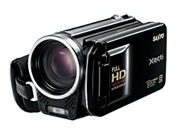 Sanyo VPC-FH1A Full HD Video and 8 MP Digital Photos Black
