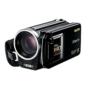 41p 1Z6qJyL. SL500 AA300  Sanyo VPC FH1A Full HD Camcorder  $329 Delivered