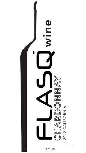 2012 Flasq Chardonnay, California 375 Ml