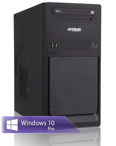Ankermann-PC Cestrum, Intel Core i7-6700, ASUS GeForce GTX 750 Ti 2048 MB, 16 GB RAM KINGSTON DDR-4 PC2133, 240 GB SSD, Microsoft Windows 10 Professional, Super Silent Low Noise CPU Cooler , EAN 4260219657372