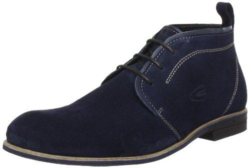 Camel active Sacramento 12 Desert Boots Mens Blue Blau (navy) Size: 9 (43 EU)