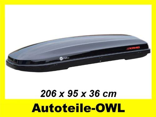 Kamei Oyster 450 schwarz-metallic thumbnail
