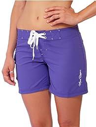 Maui Rippers Women\'s Boardshorts 13 Royal Blue