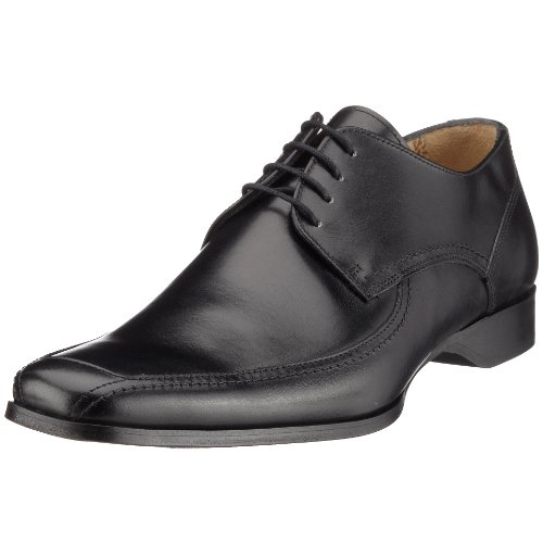 Loake 1369B, Men's Lace Up Shoes - Black, 44 EU