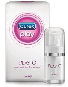 Durex Play O Lubricant - Orgasmic Gel for Women