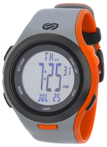 soleus-mens-sr010070-ultra-sole-grey-digital-dial-with-grey-and-orange-polyurethane-strap-watch