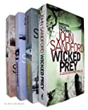 John Sandford John Sandford - Lucas Davenport Books: Mortal Prey / Winter Prey / Storm Prey / Wicked Prey rrp £27.96