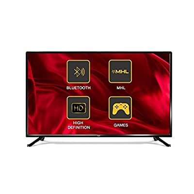 Noble Skiodo 32CV32PBN01 81cm (32 inches) HD Ready LED TV (Black)
